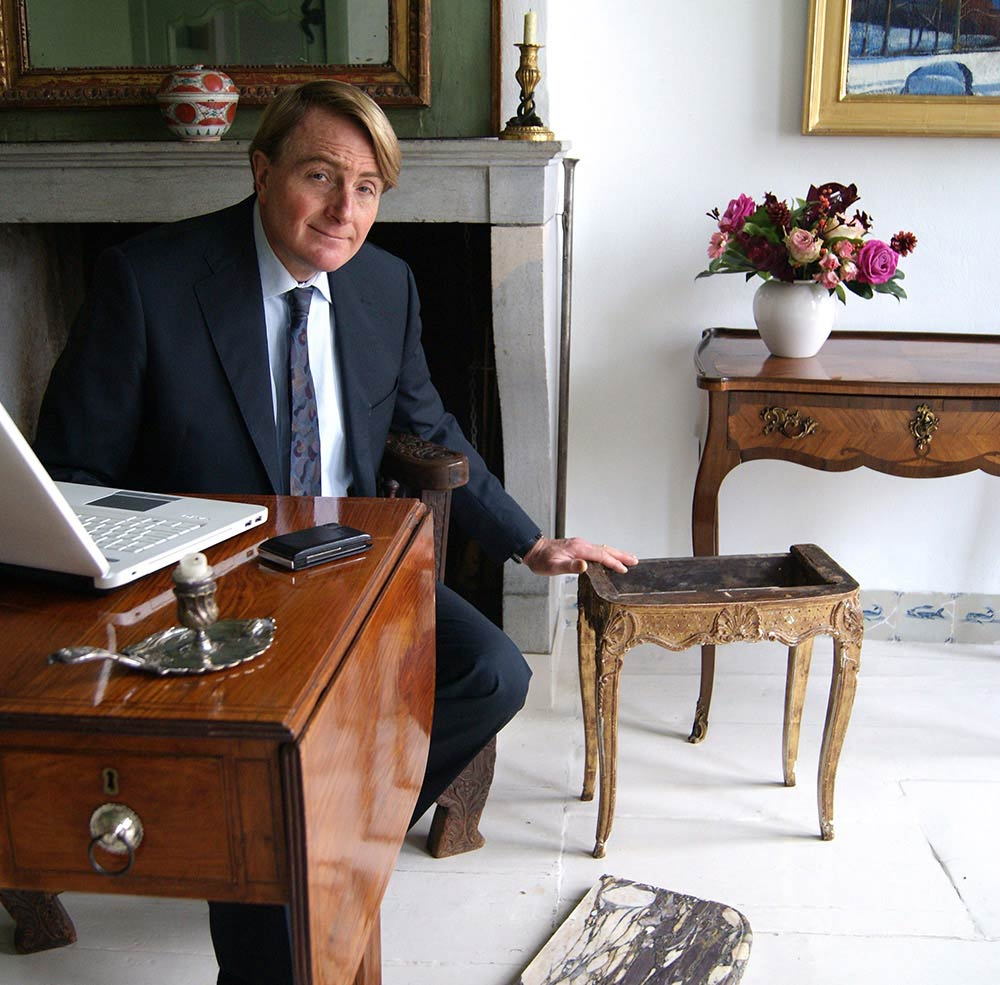 Furniture Expert - Antique Furniture Expert, Jean-Marie Van Isacker, Fine Art